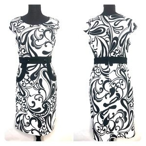 Scarlet Night woman's dress